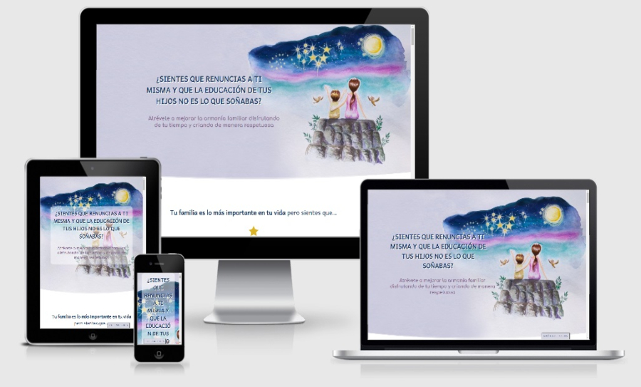 emprendiendo desde 0 - consultoría en marketing digital - diseño web